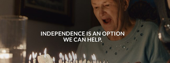 Independence is an option we can help