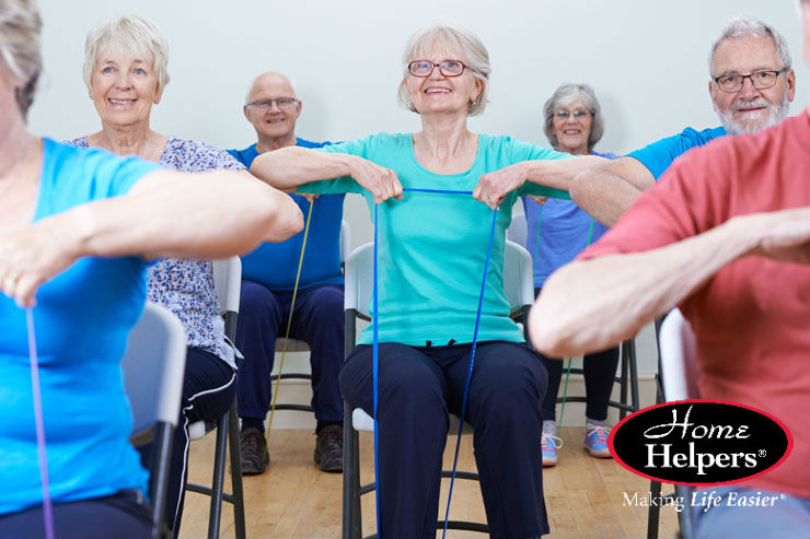 Benefits of Regular Exercise in Seniors