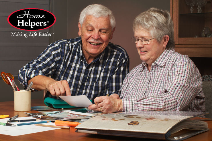 How to Create a Memories Book for Seniors