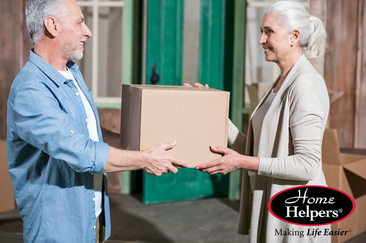 Tips for Helping Seniors Downsize
