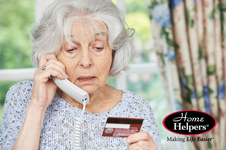 Protecting Seniors Against Scams