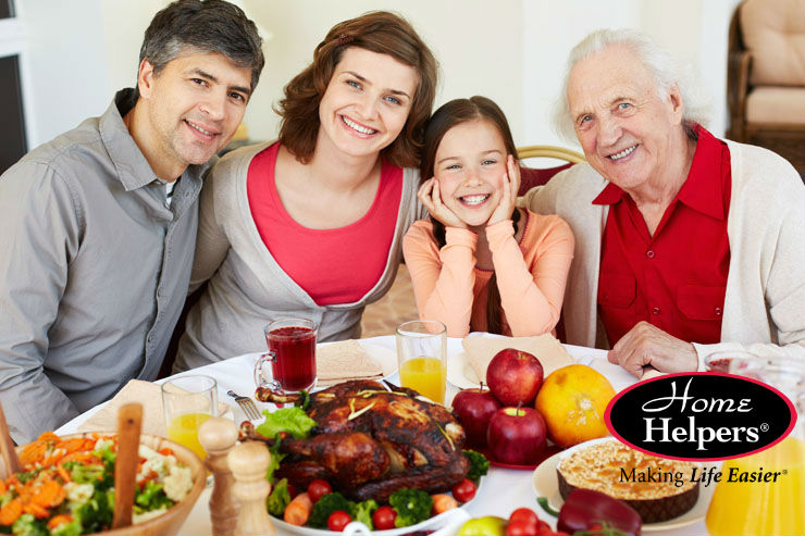 Thanksgiving Survival Tips for Seniors and Their Caregivers