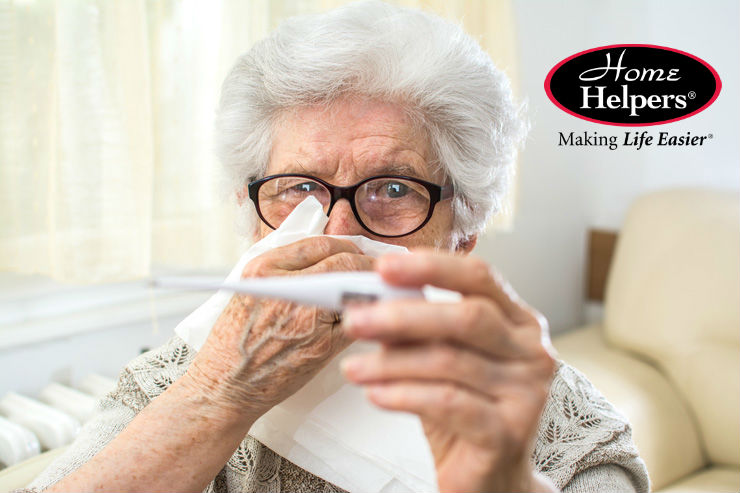 Preventing the Flu in Seniors and Their Caregivers