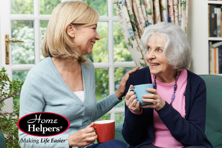 Encouraging Seniors to Remain Independent