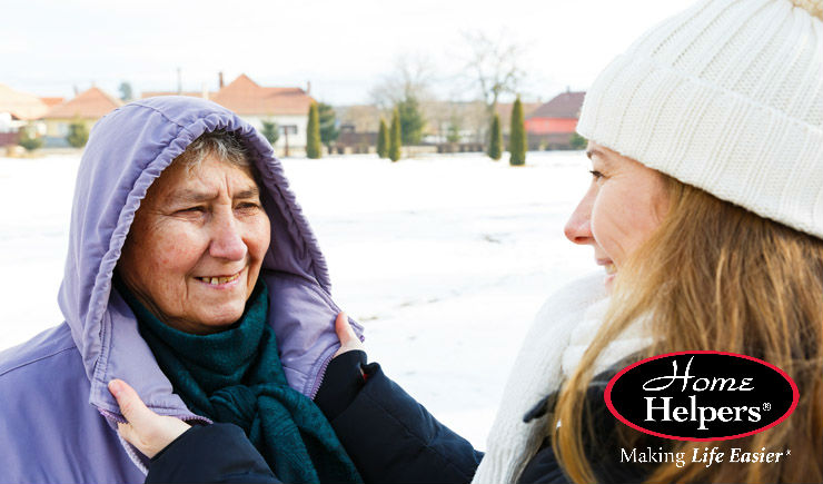 How Caregivers Can Overcome Winter Challenges