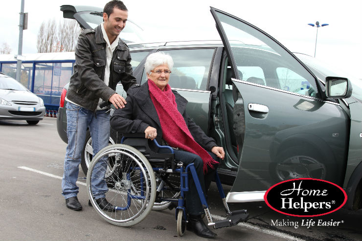 Tips for Hiring a Transportation Caregiver for Your Senior