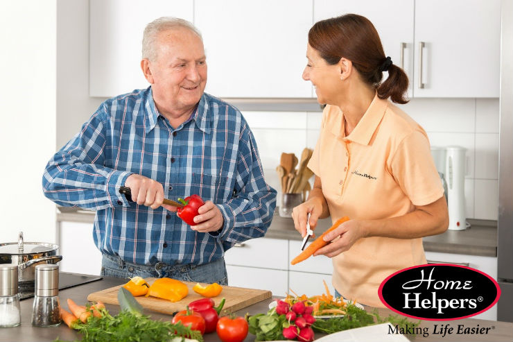 Helping Seniors Have Good Health Through Good Nutrition