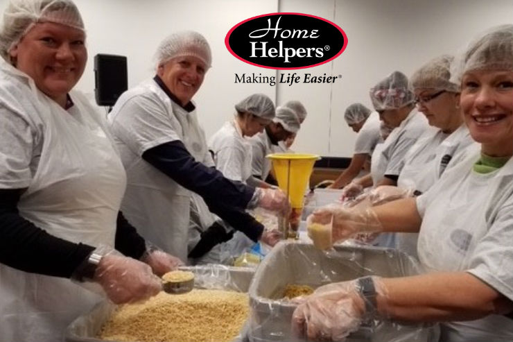Feed 6 Veterans Day 2017 Home Helpers