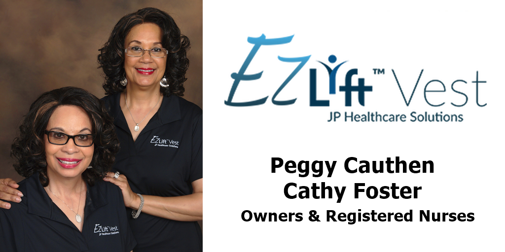 EZ Lift Vest | Peggy Cauthen | Cathy Foster