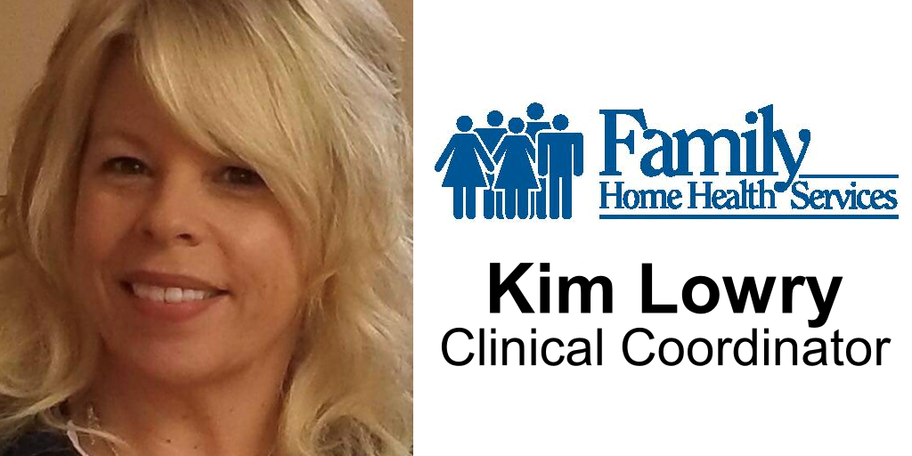 Kim Lowry, Family Home Health Services