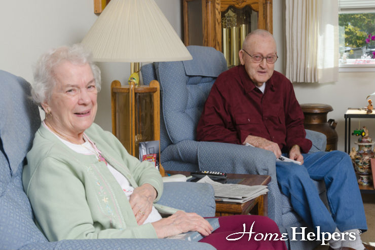 Seniors Staying Independent at Home