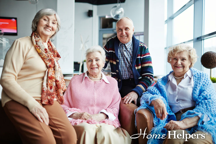 Keeping Seniors Healthy Through Friendships