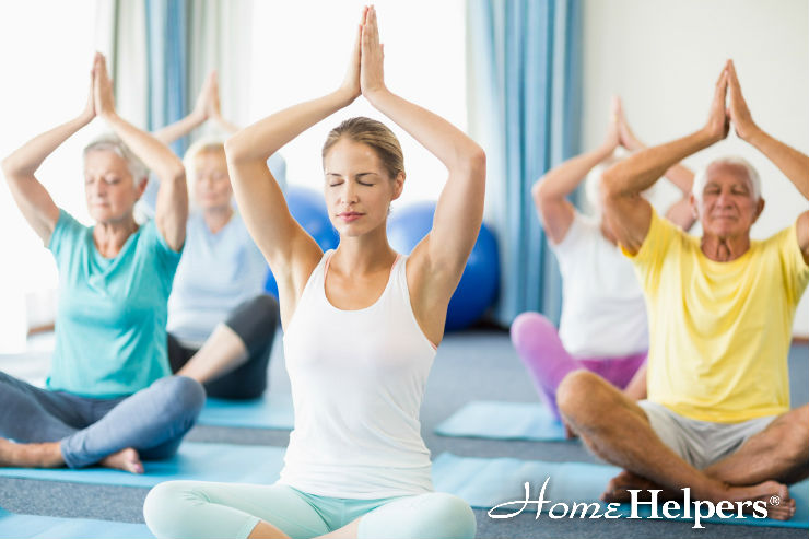 The Benefits of Yoga for Seniors