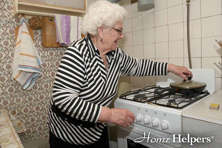 Keeping the Kitchen Safe for Seniors