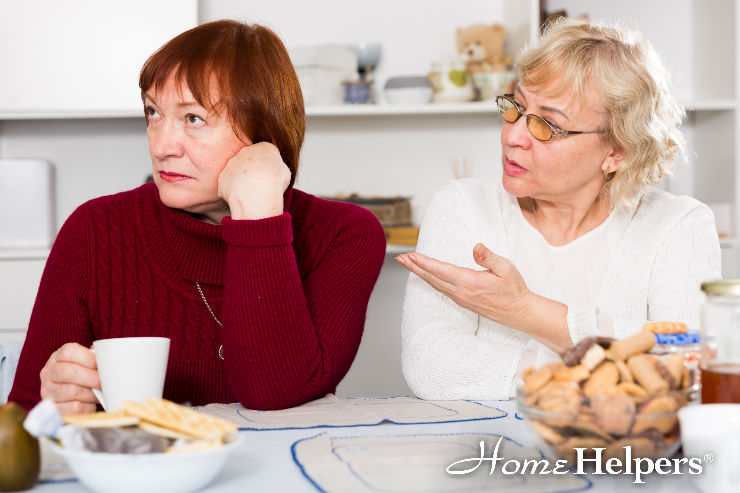 Caring for Senior Parents When Your Siblings Disagree