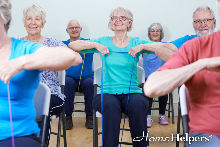 Benefits of Physical Activity in Seniors with Dementia