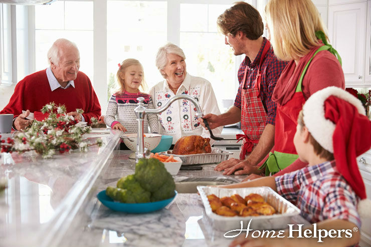How to Help Seniors Enjoy the Holidays