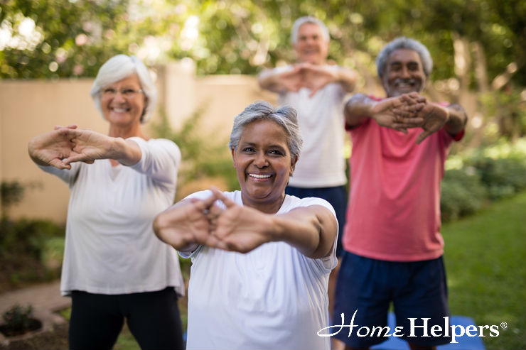 Exercise Can Protect the Aging Hearts of Seniors