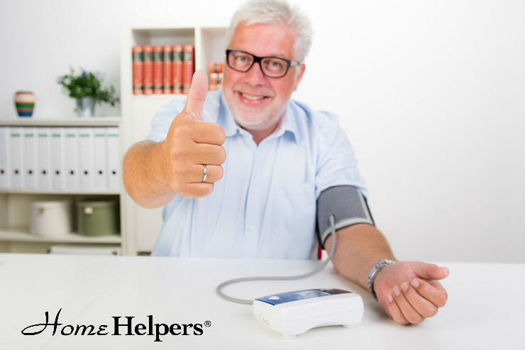 Managing High Blood Pressure in Seniors