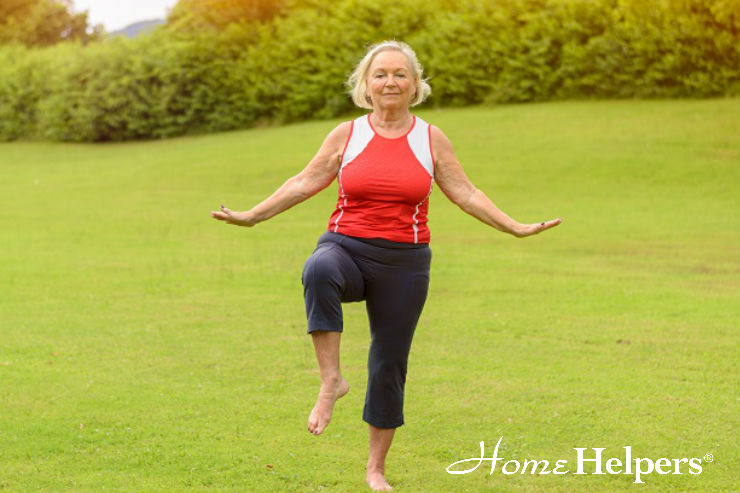 Exercises for Improving Balance in Seniors