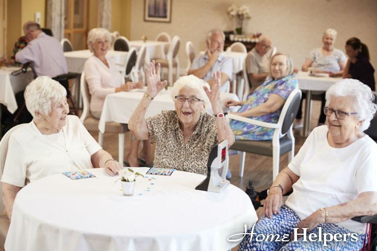 Playing Bingo Has Great Benefits for the Elderly