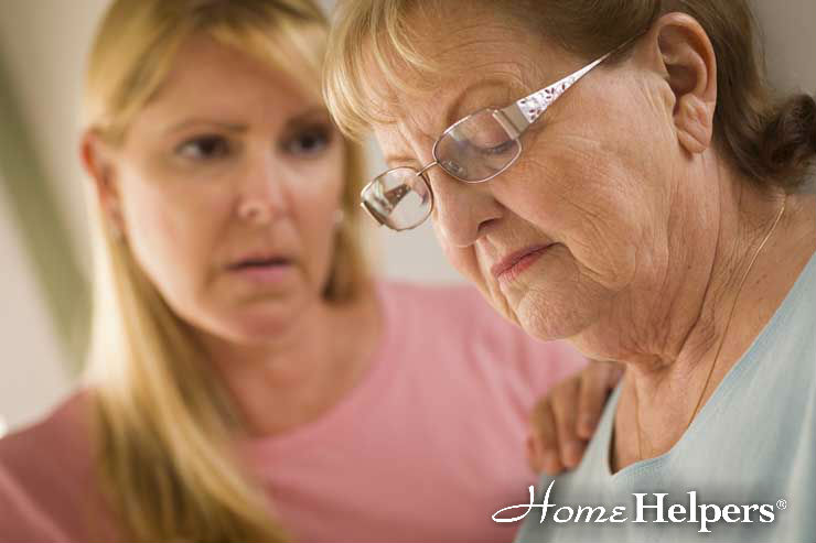Helping Elderly Loved Ones Deal with Depression