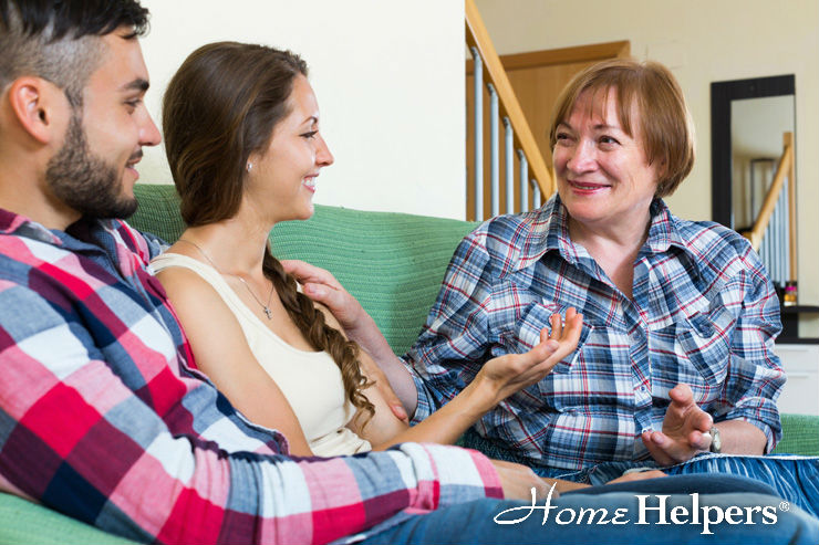 Moving Aging Parents into Your Home