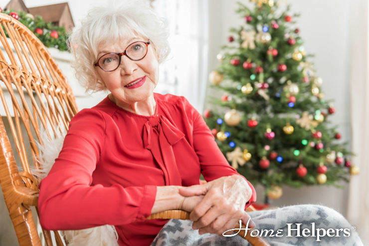 Helping Seniors Avoid Holiday Depression
