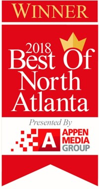 2018 Best of North Atlanta Award