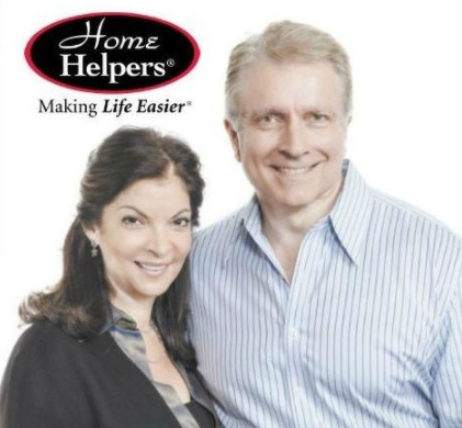 Picture of Home Helpers of North Atlanta owners, Hilary and Greg Eldridge