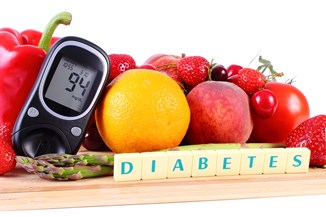 Fruits with diabetes reader